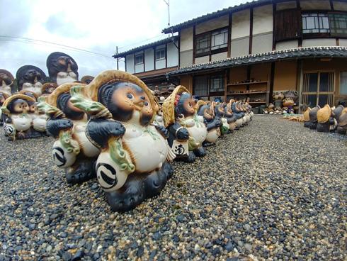Tanukinookimono